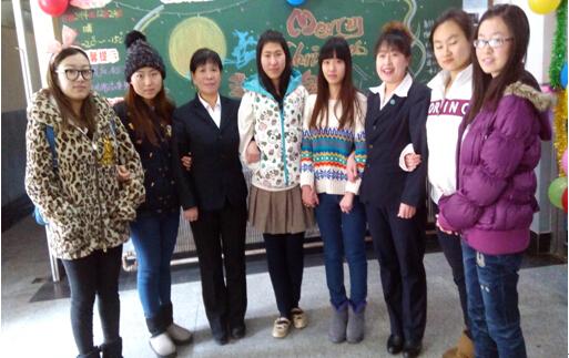 正文      辽宁龙源高校后勤管理有限公司沈阳农业大学项目的郭丽华楼